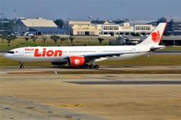 amagoさんが、ドンムアン空港で撮影したタイ・ライオン・エア A330-941の航空フォト(飛行機 写真・画像)