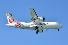 Deepさんが、那覇空港で撮影した日本エアコミューター ATR-42-600の航空フォト(飛行機 写真・画像)