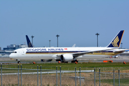 アルビレオさんが、成田国際空港で撮影したシンガポール航空 787-10の航空フォト(飛行機 写真・画像)