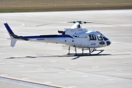 E-75さんが、函館空港で撮影した日本法人所有 AS350B3 Ecureuilの航空フォト(飛行機 写真・画像)