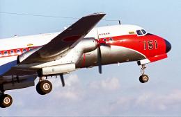 A-330さんが、入間飛行場で撮影した航空自衛隊 YS-11-103FCの航空フォト(飛行機 写真・画像)