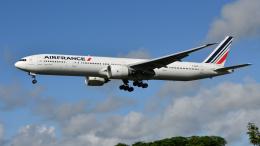saoya_saodakeさんが、成田国際空港で撮影したエールフランス航空 777-328/ERの航空フォト(飛行機 写真・画像)
