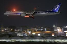 K.Sさんが、福岡空港で撮影した全日空 787-9の航空フォト(飛行機 写真・画像)