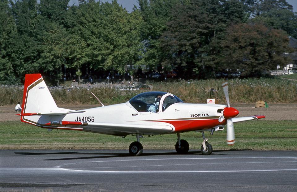 JAパイロットさんの本田航空 Slingsby T67 Firefly (JA4056) 航空フォト