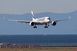 わんだーさんが、中部国際空港で撮影したフィンエアー A350-941の航空フォト(飛行機 写真・画像)