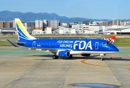 mojioさんが、福岡空港で撮影したフジドリームエアラインズ ERJ-170-200 (ERJ-175STD)の航空フォト(飛行機 写真・画像)