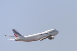 senyoさんが、成田国際空港で撮影したエールフランス航空 747-428F/ER/SCDの航空フォト(飛行機 写真・画像)