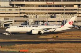 OS52さんが、羽田空港で撮影した日本航空 A350-941の航空フォト(飛行機 写真・画像)