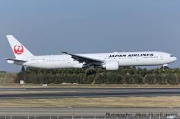 いおりさんが、成田国際空港で撮影した日本航空 777-346/ERの航空フォト(飛行機 写真・画像)
