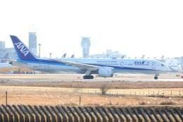 OS52さんが、成田国際空港で撮影した全日空 787-9の航空フォト(飛行機 写真・画像)