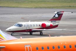 mojioさんが、名古屋飛行場で撮影したアメリカ企業所有 Hawker 400Aの航空フォト(飛行機 写真・画像)