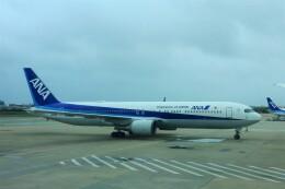 timeさんが、福岡空港で撮影した全日空 767-381/ERの航空フォト(飛行機 写真・画像)
