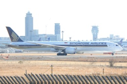 OS52さんが、成田国際空港で撮影したシンガポール航空 787-10の航空フォト(飛行機 写真・画像)
