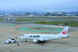 timeさんが、福岡空港で撮影したジェイエア ERJ-170-100 (ERJ-170STD)の航空フォト(飛行機 写真・画像)