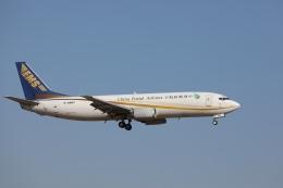 OS52さんが、成田国際空港で撮影した中国郵政航空 737-4Q8(SF)の航空フォト(飛行機 写真・画像)