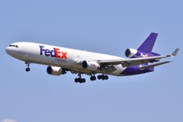 フリューゲルさんが、成田国際空港で撮影したフェデックス・エクスプレス MD-11Fの航空フォト(飛行機 写真・画像)