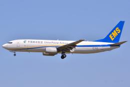 フリューゲルさんが、成田国際空港で撮影した中国郵政航空 737-8Q8(BCF)の航空フォト(飛行機 写真・画像)