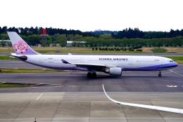 SFJ_capさんが、成田国際空港で撮影したチャイナエアライン A330-302の航空フォト(飛行機 写真・画像)
