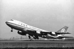 やまモンさんが、羽田空港で撮影した全日空 747SR-81の航空フォト(飛行機 写真・画像)