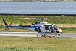 ヨッシさんが、岡南飛行場で撮影した中日本航空 AS350B3 Ecureuilの航空フォト(飛行機 写真・画像)