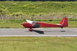 ヨッシさんが、岡南飛行場で撮影した日本個人所有 SF-25C Falkeの航空フォト(飛行機 写真・画像)
