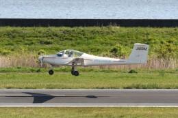 ヨッシさんが、岡南飛行場で撮影した日本個人所有 Taifun 17Eの航空フォト(飛行機 写真・画像)