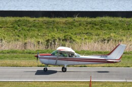 ヨッシさんが、岡南飛行場で撮影した日本個人所有 172Pの航空フォト(飛行機 写真・画像)