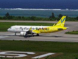 frankさんが、石垣空港で撮影したピーチ A320-214の航空フォト(飛行機 写真・画像)