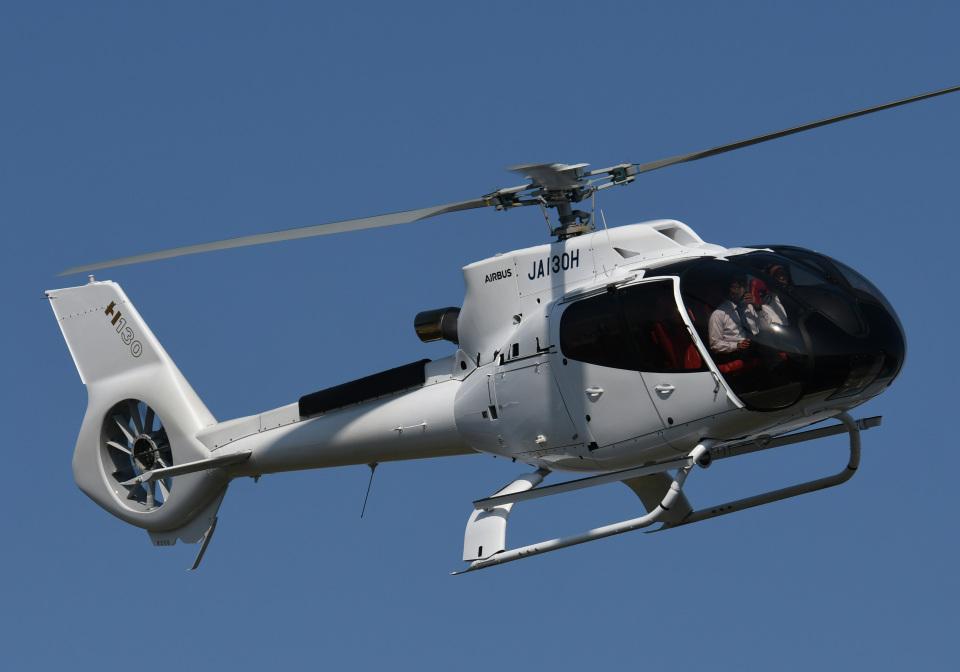 チャーリーマイクさんの日本個人所有 Airbus Helicopters H130 (JA130H) 航空フォト