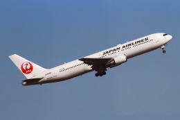 りんたろうさんが、羽田空港で撮影した日本航空 767-346の航空フォト(飛行機 写真・画像)