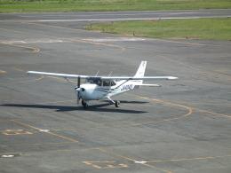 ヒコーキグモさんが、岡南飛行場で撮影した大阪航空 172R Skyhawkの航空フォト(飛行機 写真・画像)