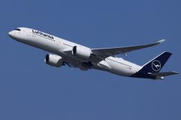 suke55さんが、羽田空港で撮影したルフトハンザドイツ航空 A350-941の航空フォト(飛行機 写真・画像)
