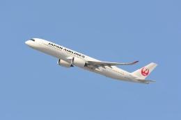 md11jbirdさんが、伊丹空港で撮影した日本航空 A350-941の航空フォト(飛行機 写真・画像)