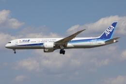 sky-spotterさんが、成田国際空港で撮影した全日空 787-9の航空フォト(飛行機 写真・画像)