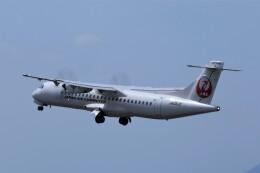 masatakaさんが、鹿児島空港で撮影した日本エアコミューター ATR-72-600の航空フォト(飛行機 写真・画像)
