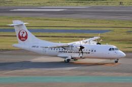 ドラパチさんが、福岡空港で撮影した日本エアコミューター ATR-42-600の航空フォト(飛行機 写真・画像)