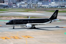 yoshibouさんが、福岡空港で撮影したスターフライヤー A320-214の航空フォト(飛行機 写真・画像)