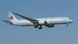 Garnet Worldさんが、成田国際空港で撮影したエア・カナダ 787-9の航空フォト(飛行機 写真・画像)