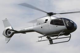 きりしまさんが、東京ヘリポートで撮影した日本法人所有 EC120B Colibriの航空フォト(飛行機 写真・画像)
