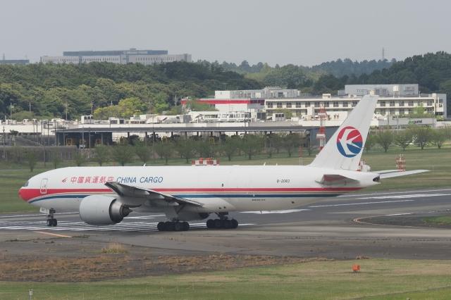 木人さんが、成田国際空港で撮影した中国貨運航空 777-F6Nの航空フォト(飛行機 写真・画像)