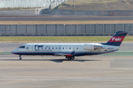 senyoさんが、成田国際空港で撮影したフェアリンク CL-600-2B19 Regional Jet CRJ-200ERの航空フォト(飛行機 写真・画像)