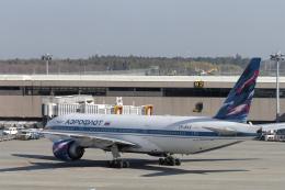 senyoさんが、成田国際空港で撮影したアエロフロート・ロシア航空 777-2Q8/ERの航空フォト(飛行機 写真・画像)