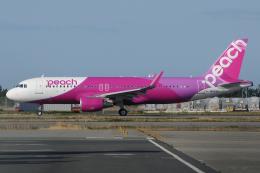 航空フォト:JA05VA ピーチ A320