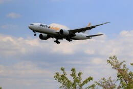 ☆ライダーさんが、成田国際空港で撮影したアエロ・ロジック 777-FZNの航空フォト(飛行機 写真・画像)