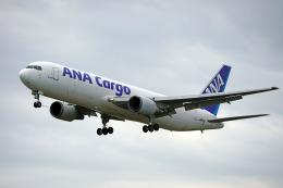 ちゃぽんさんが、成田国際空港で撮影した全日空 767-381/ER(BCF)の航空フォト(飛行機 写真・画像)