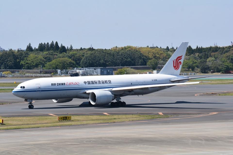 LEGACY-747さんの中国国際貨運航空 Boeing 777-200 (B-2098) 航空フォト