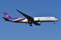 Deepさんが、成田国際空港で撮影したタイ国際航空 A350-941の航空フォト(飛行機 写真・画像)