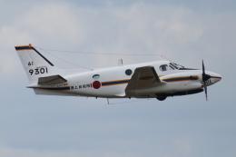 yabyanさんが、名古屋飛行場で撮影した海上自衛隊 LC-90 King Air (C90)の航空フォト(飛行機 写真・画像)