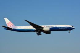 アルビレオさんが、成田国際空港で撮影したチャイナエアライン 777-309/ERの航空フォト(飛行機 写真・画像)