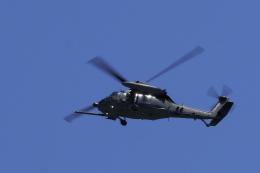 違いがわかる男さんが、防府北基地で撮影した航空自衛隊 UH-60Jの航空フォト(飛行機 写真・画像)